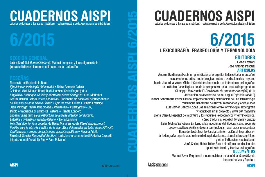Cuaderno 2015-6 portada